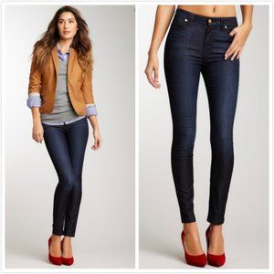 7 For All Mankind Skinny Jeans, Size 24